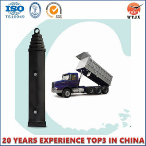 Telescopic Hydraulic Cylinders for Dump Truck Parker Type Multi-Satage pictures & photos