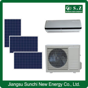 Acdc 50-80% Wall No Noise Split Solar Air Conditioner Comfortable pictures & photos