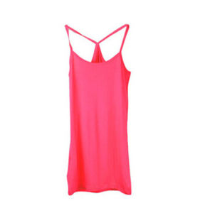 Seamless Spaghetti Strap Solid Tank Top Cami Camisole Spandex pictures & photos
