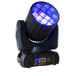 12*10W Flower Effect LED Moving Head