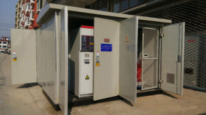 33kv 630kVA Outdoor Three Phase Electrical Mobile Substation pictures & photos