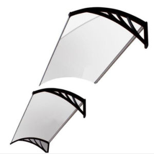 Polycarbonate Sun Shelter Canopy with Engineering Plastic Frame pictures & photos