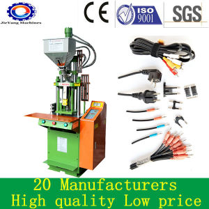 Plastic Injection Moulding USB Cable Making Machines pictures & photos