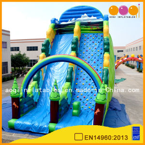 Forest High Slide for Kid (AQ1140) pictures & photos