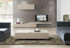 Drawing Room Furniture Set with TV Stand and Coffee Table (112#) pictures & photos
