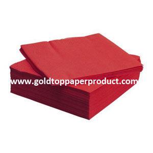 25*25cm Paper Table Napkins T11612 pictures & photos