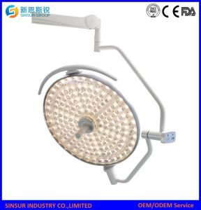ISO/Ce Approved One Head Ceiling Type LED Shadowless Operating Lamp pictures & photos