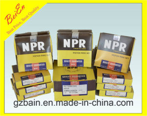 Genuine Npr Brand Piston Ring for Excavator Enigne 6D16 Model High Quality Large Stock Made in Japan Original Sdm31036zz-00 pictures & photos