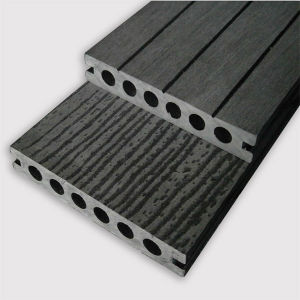 Low MOQ WPC Hollow Decking 140*23mm pictures & photos