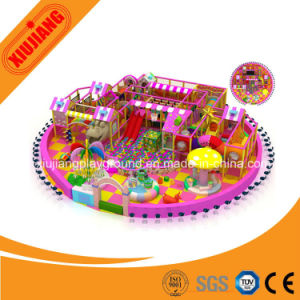 Naughty Castle Kids Play Indoor Playground From China Factory pictures & photos