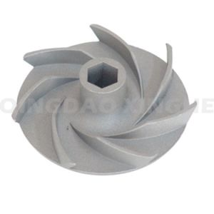 Steel Lost Wax Casting for Custom Imepller pictures & photos