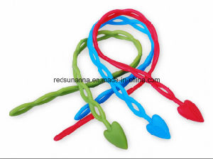 1100mm/800mm/450mm Silicone Tie Down Strap