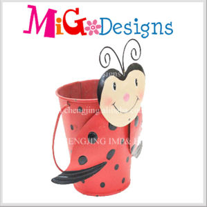 Lovely Cat Fashion Decorative Metal Planter Stand pictures & photos