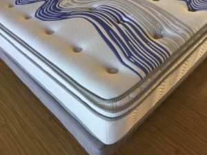 Luxury Comfort Pocket Spring Mattress pictures & photos