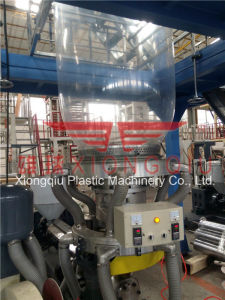 1700mm HDPE LDPE Film Blowing Machine with Rotary Die Head pictures & photos
