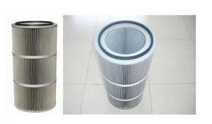 Anti-Static Polyester Air Filter Cartridge pictures & photos