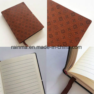 Hardcover Printed PU Custom Notebook pictures & photos