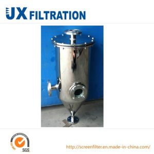 Stainless Steel Resin Trap Filter pictures & photos