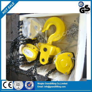 Quality Ce Manual Hand Chain Hoist 20 Ton pictures & photos