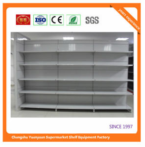 Metal Supermarket Shelf Store Retail Fixture Shop Display for Albania pictures & photos