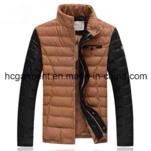 Outer Wear Garments, Ski Down Fleece Winter Jackets for Man pictures & photos