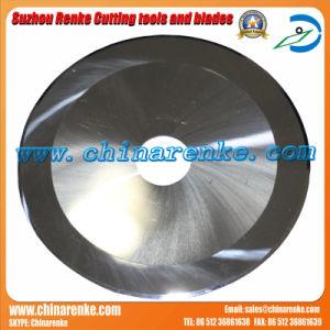 Circular Blade Cutting PP Polypropylene Slitting Machine High Speed Steel Cutter pictures & photos