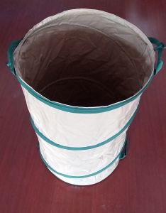 Pop up PVC Garden Waste Bag pictures & photos