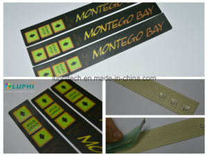 Control Panel Switch Membrane Overlay Pet Printing Circuit Membrane Switch pictures & photos