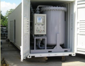 Nitrogen Generator System for Air Conditioning Warehouse and Gas Storage pictures & photos
