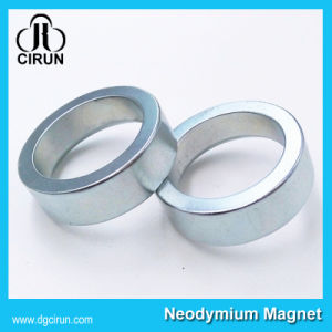 Strong Permanent Rare Earth Ring Loudspeaker Magnets