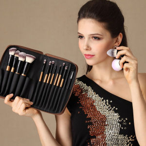 15PCS Professional Makeup Brush Cosmetic Brush in Synthetic Hair pictures & photos