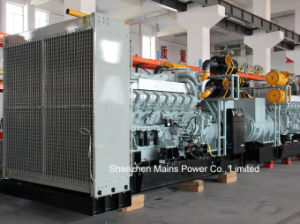 2250kVA 1800kw Standby Power Mitsubishi Diesel Generator Set pictures & photos