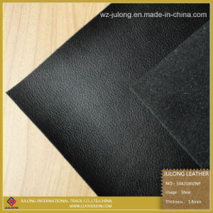 Imitate Cow Leather for Shoes (S082) pictures & photos