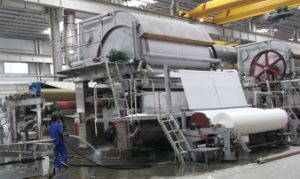 High Standard Toilet Paper Machine Project Turnkey Service pictures & photos