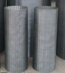 Tec-Sieve Wedge Wire Screen Cylinders-Od 380mm and Slot Opening 0.4mm pictures & photos