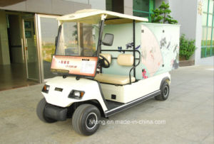 Price 2 Person Electric Mini Car for Hotle and Food pictures & photos