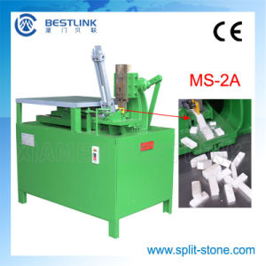 Automatic Tools Mosaic Cutting Machine for Kerb Stone Tesserae pictures & photos