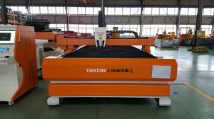 Small Size Table Type CNC Plasma and Flame Cutting Machine pictures & photos