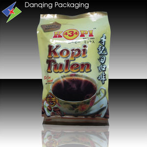Coffee Bag with Valve, Pillow&Plastic Packaging Bag pictures & photos