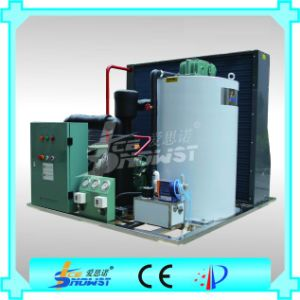 3ton/Day Hot Sale Water Cooled Flake Ice Machine