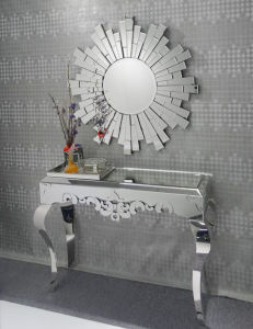 4mm Decorative-Wall-Mirror Glass, Silver Mirror Glass pictures & photos