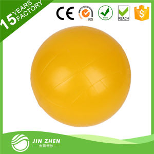 Soft Play Yellow Volleyball Indoor Outdoor Sport Ball pictures & photos
