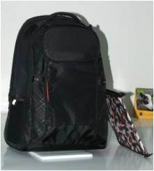 Laptop Backpack with Solar Panel