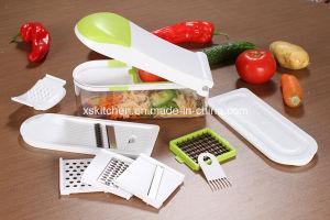 2016 Newest Dicer, Vegetable Chopper, Slicer, Grater, Julienne Cutter, Shred for Kitchen