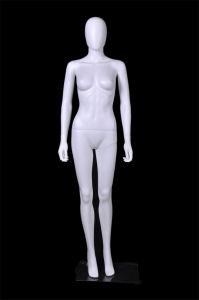Cream White Woman Fiberglass Mannequin pictures & photos