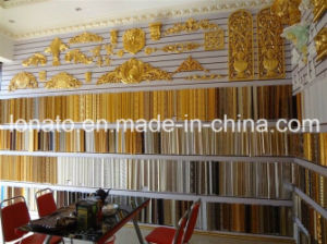 High Quality PS Decoration Photo and Mirror Frame Cornice pictures & photos