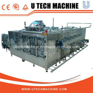 Utech New Type 5 Gallon Pure Water Filling Machine (TXG450) pictures & photos