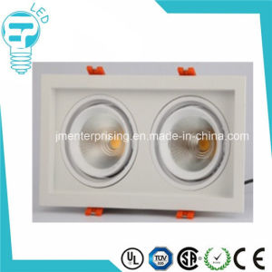 Engineering Suqare 30W COB LED Downlight pictures & photos