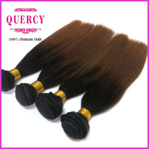 Straight Omber Color Brazilian Hair pictures & photos