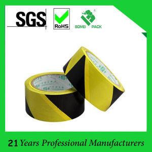 PVC Caution Warning Tape for Floor Marking pictures & photos